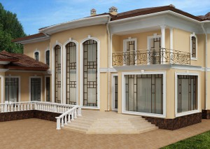Бенуа-дом-фрагмент-парк-1