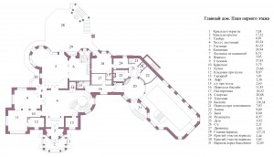 план-замок-1-этаж