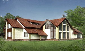 ArhDesignStroy-Dom-Karpati-fasad-3