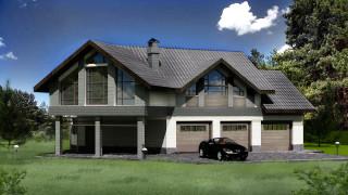 ArhDesignStroy-Garaj-Karpati-fasad-main